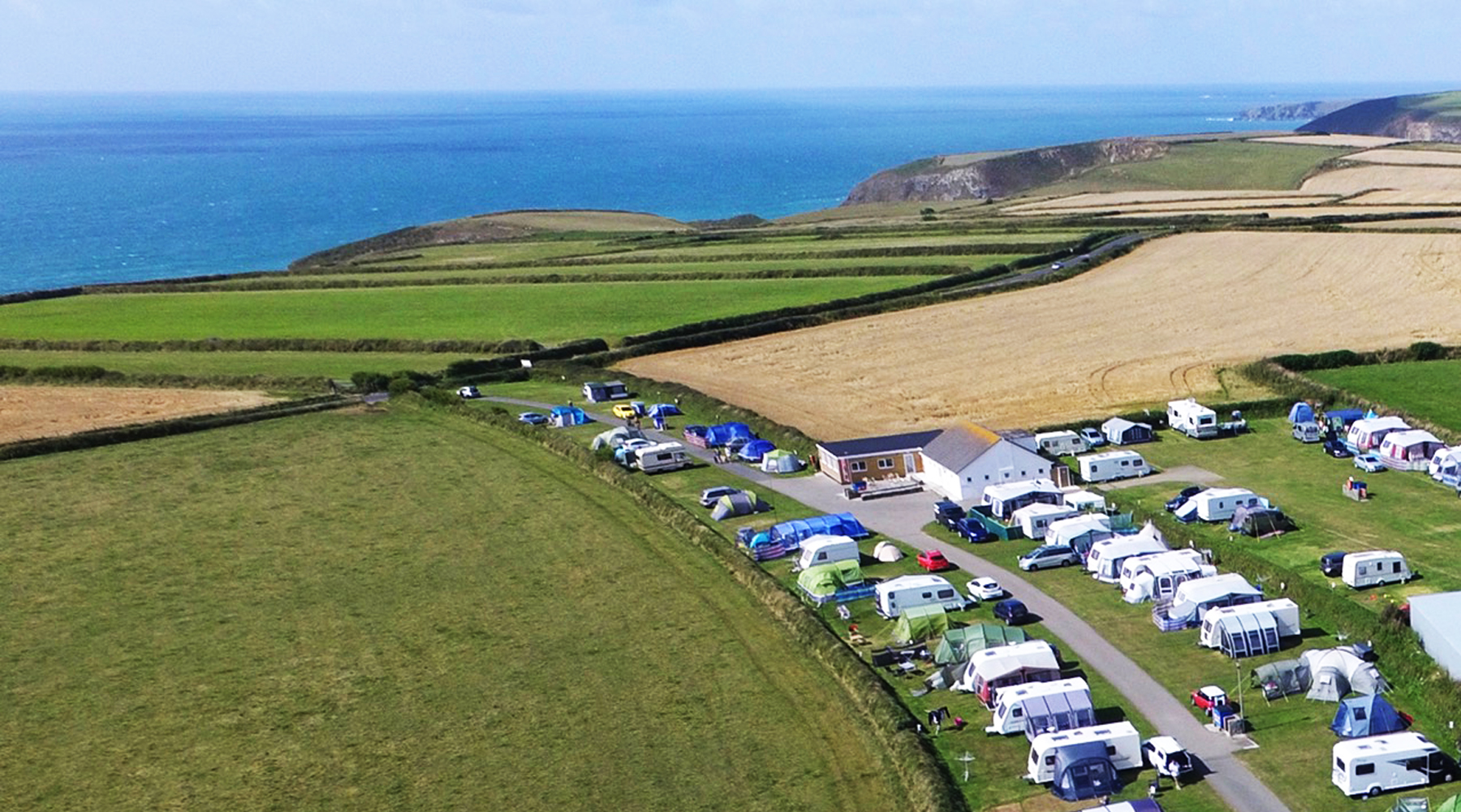 Camping Watergate Bay